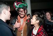 DR, NOKI; MIHO KUSHIDE, 30 Years Of i-D - book launch. Q Book 5-8 Lower John Street, London . 4 November 2010. -DO NOT ARCHIVE-© Copyright Photograph by Dafydd Jones. 248 Clapham Rd. London SW9 0PZ. Tel 0207 820 0771. www.dafjones.com.