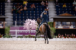 Caetano Maria, POR, Fenix De Tineo, 155<br /> Olympic Games Tokyo 2021<br /> © Hippo Foto - Dirk Caremans<br /> 24/07/2021