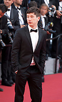 Barry Keoghan at the 70th Anniversary Ceremony arrivals at the 70th Cannes Film Festival Tuesday 23rd May 2017, Cannes, France. Photo credit: Doreen Kennedy