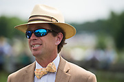 April 29, 2017, 22nd annual Queen's Cup Steeplechase. Trainer Arch Kingsley Jr.