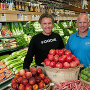 """Masiero brothers owners of Guido""""s Fresh Market Place in Great Barrington, MA"""