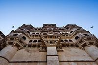 JODHPUR, INDIA - CIRCA NOVEMBER 2016:  Mehrangarh Fort in Jodphur