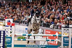 Jung Michael, (GER), Sportsmann <br /> Championship of Neumünster - Prize of Paul Schockemöhle Stud<br /> FEI World Cup Neumünster - VR Classics 2017<br /> © Hippo Foto - Stefan Lafrentz