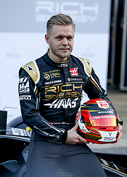 February 18, 2019 - Barcelona, Spain - Motorsports: FIA Formula One World Championship 2019, Test in Barcelona, ,  #8 Romain Grosjean (FRA, Haas F1 Team),  ,  #20 Kevin Magnussen (DEN, Haas F1 Team) (Credit Image: © Hoch Zwei via ZUMA Wire)