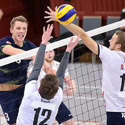 2018-11-07: ASV Aarhus - Middelfart VK - Volleyligaen Herrer 2018-2019