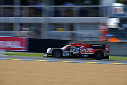 June 16, 2018 - Le Mans, Sarthe, France - Jackie Chan DC Racing LIGIER JSP217 Gibson Driver HO PIN TUNG (NLD) in action during the 86th edition of the 24 hours of Le Mans 2nd round of the FIA World Endurance Championship at the Sarthe circuit at Le Mans - France (Credit Image: © Pierre Stevenin via ZUMA Wire)