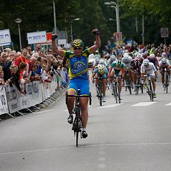Brainwash Ladiestour Leerdam Kirsten Wild wint etappe