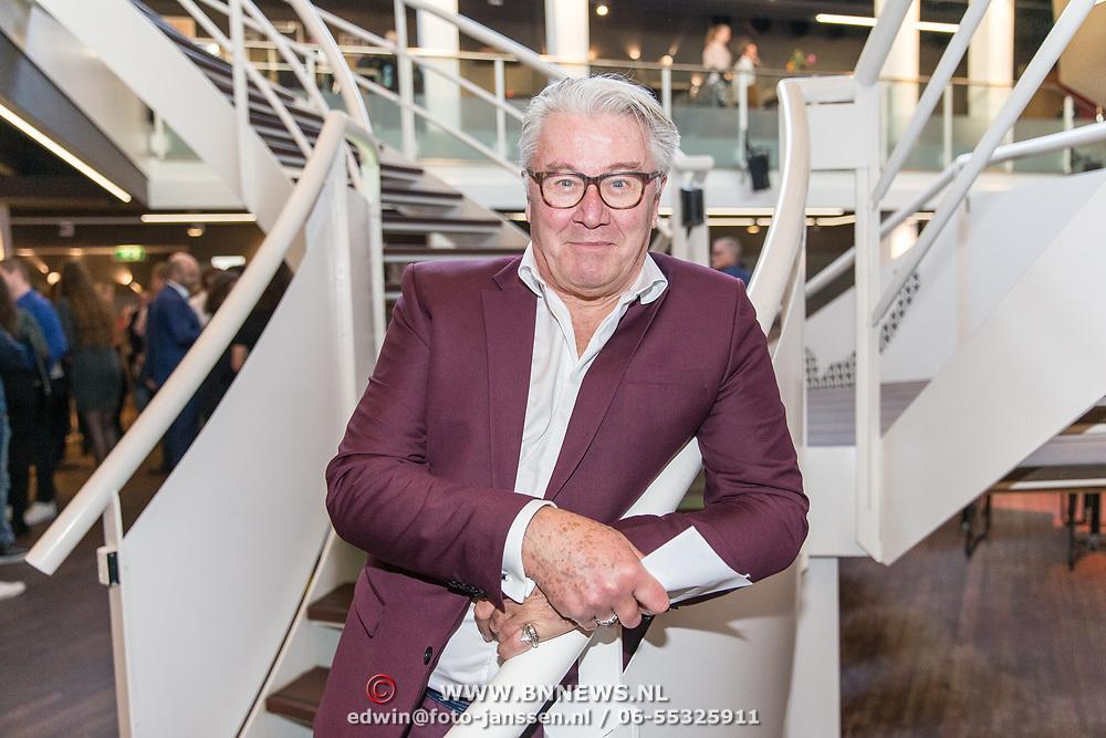 NLD/Amsterdam/20181028 - Premiere Expeditie Eiland, Barrie Stevens