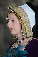 Historic Scotland Event <br /> <br /> Doune Castle - Fit for a Queen<br /> <br /> A Queen's progress – Great Hall<br /> Listen in as Margaret Tudor describes her life, with former husband King James IV, events on Flodden Field and how she came to visit Doune Castle.<br /> <br /> <br /> <br /> <br />  Neil Hanna Photography<br /> www.neilhannaphotography.co.uk<br /> 07702 246823