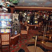 Tros winterpresentatie 2002 Amsterdam, casino en gokkoasten cruiseschip Carnival Legend