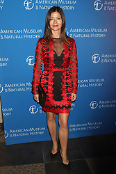 Jill Hennessy attends the American Museum of Natural History's 2018 Gala at the American Museum of Natural History in New York.