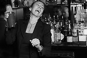 Happy Bartender by Rodney Bedsole, a food photographer based in Nashville and New York City.