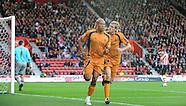 Southampton v Wolverhampton Wanderers 151108