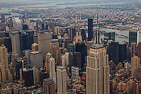 Empire State Building & Midtown Skyscrapers
