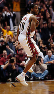 PHOTO BY DAVID RICHARD.Damon Jones of the  Clevleand Cavaliers does a little dance after hitting a 3-pointer April 1, 2006 against the Miami Heat.