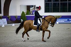 Kronberg, Gestüt Schafhof, KRONBERG _ Int. Festhallen Reitturnier Schafhof Edition 2020,<br /> <br /> SCHMIDT Hubertus (GER), Denoix PCH<br /> Louisdor-Preis - Finale 2020 <br /> Nachwuchspferde Grand Prix für 8 - 10j. Pferde / Finale<br /> Grand Prix<br /> Dressurprüfung Kl.S***<br /> <br /> 20. December 2020<br /> © www.sportfotos-lafrentz.de/Stefan Lafrentz