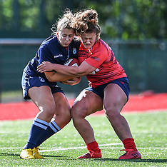 2018-09-23 Blues Ladies v Scarlets Ladies