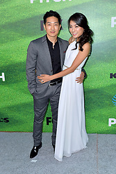 September 13, 2016 - Los Angeles, Kalifornien, USA - Tim Jo mit Begleitung bei der Premiere der FOX TV-Serie 'Pitch' auf dem West LA Little League Field. Los Angeles, 13.09.2016 (Credit Image: © Future-Image via ZUMA Press)