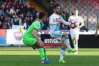 Dries Mertens Napoli<br /> Napoli 12-03-2017  Stadio San Paolo <br /> Football Campionato Serie A 2016/2017 <br /> Napoli - Crotone<br /> Foto Cesare Purini / Insidefoto