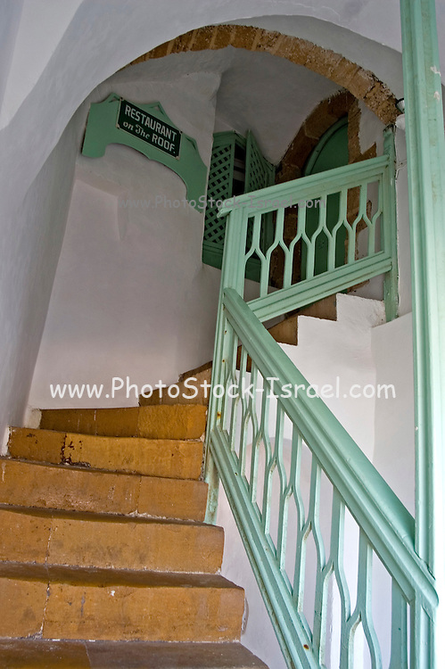 Stair case, Interior
