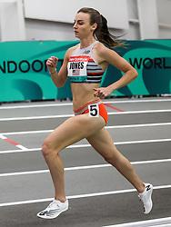 New Balance Indoor Grand Prix<br /> Staten Island, New York, February 13, 2021<br /> womens 2 mile, New Balance