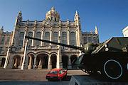 Museum of the Revolution, Havana, Cuba. (Museo de la Revolución).