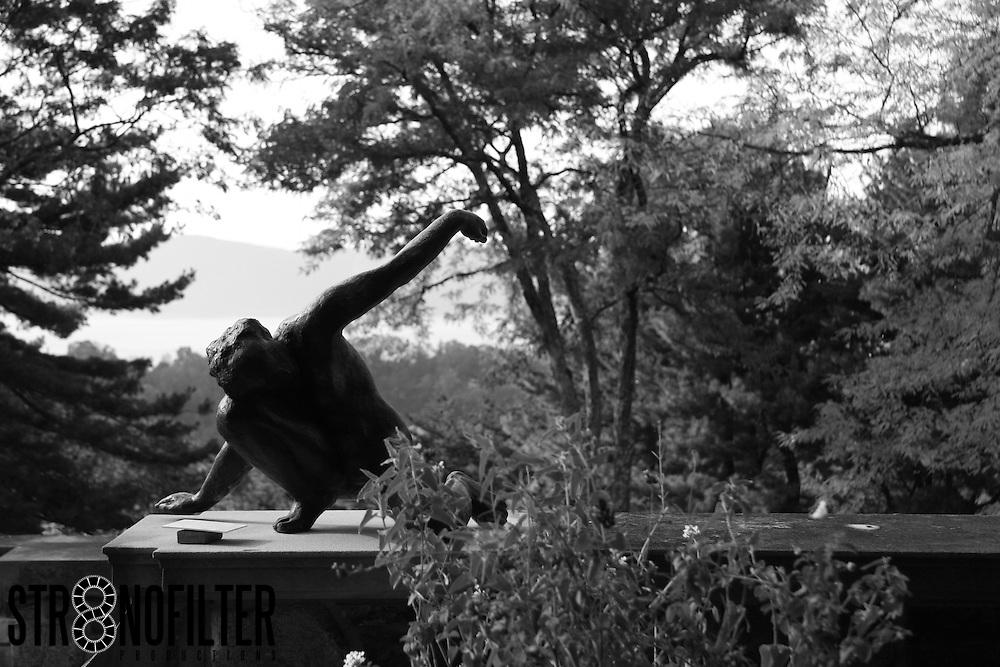 Follow the Sculptures in the Rockefeller Garden