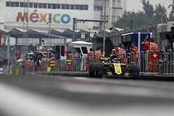October 27, 2018 - Mexico-City, Mexico - Motorsports: FIA Formula One World Championship 2018, Grand Prix of Mexico, .#27 Nico Hulkenberg (GER, Renault Sport Formula One Team) (Credit Image: © Hoch Zwei via ZUMA Wire)