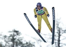 19.03.2010, Planica, Kranjska Gora, SLO, FIS SKI Flying World Championships 2010, Flying Hill Individual, im Bild Martin Schmitt, ( GER, #18 ), EXPA Pictures © 2010, PhotoCredit: EXPA/ J. Groder