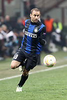 "Rodrigo Palacio Inter<br /> Milano 14/02/2013 Stadio ""San Siro""<br /> Football Calcio UEFA Europa League 2012/13<br /> Inter v Cluj<br /> Foto Insidefoto Paolo Nucci"