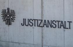 28.02.2019, Innsbruck, AUT, FIS Weltcup Langlauf, nach der gestrigen Doping Razzia in den Unterkünften der ÖSV Athleten und einem benachbarten Ferienhaus (Villa Seefeld) in welchem mutmaslich Blutdoping bei den Sportlern angewandt wurde.<br /> Zwei Athleten des ÖSV wurden dabei von der Polizei Festgenommen, einer der Beiden Verahfteten wurde dabei laut Auskunft der Polizei, auf frischer tat ertappt, im Bild Justizanstalt Innsbruck // Prison Innsbruck after yesterday's doping raid in the accommodations of the ÖSV athletes and a neighboring holiday home (Villa Seefeld) in which presumptive blood doping was applied to the athletes.<br /> Two athletes of the ÖSV were arrested by the police. One of the two men was detained, according to the police, and caught red-handed. FIS Nordic Ski World Championships 2019. Innsbruck, Austria on 2019/02/28. EXPA Pictures © 2019, PhotoCredit: EXPA/ Johann Groder