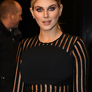 Ashley James Arrivers of the European Film Premiere of MULAN at Odeon Leicester Square on 12 March 2020, London, UK.