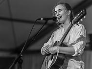 Australian singer-songwriter Alexandra Lynn aka Alex the Astronaut at Haldern Pop Festival
