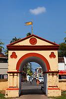gate in cochin in Kerala state india