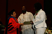 University of Miami Commencement, May 11, 2007.
