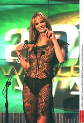 © ABACA. 18630-10. Monaco, 10/5/2000. Elle McPherson at the World Music Awards.  | 18630_10 Monaco Monaco