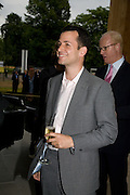 MATTHEW SLOTOVER, Frank Gehry Serpentine Pavilion opening event: Serpentine Gallery, Kensington Gardens. London. 18 July 2008 *** Local Caption *** -DO NOT ARCHIVE-© Copyright Photograph by Dafydd Jones. 248 Clapham Rd. London SW9 0PZ. Tel 0207 820 0771. www.dafjones.com.