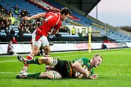London Welsh v Northampton Saints 301114