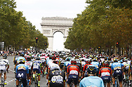 Illustration peloton, Champs Elysées, Scenery during the 105th Tour de France 2018, Stage 21, Houilles - Paris Champs-Elysees (115 km) on July 29th, 2018 - Photo Luca Bettini / BettiniPhoto / ProSportsImages / DPPI