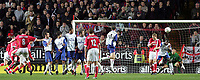 Fotball<br /> Foto: SBI/Digitalsport<br /> NORWAY ONLY<br /> 27.10.2004<br /> Carling Cup 3 runde<br /> <br /> Charlton v Crystal Palace<br /> <br /> Charlton fail to capitalise on their penatly kick given to them in the last 10 minutes of the game against a one man down Palace side.