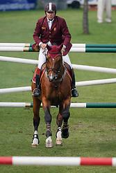 Skelton Nick - Arko III<br /> Global Champions Tour - Valkenswaard 2007<br /> Photo © Hippo Foto