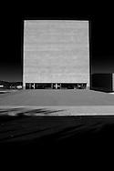 Foligno / Italy / San Paolo Church by Architect Massimiliano Fuksas