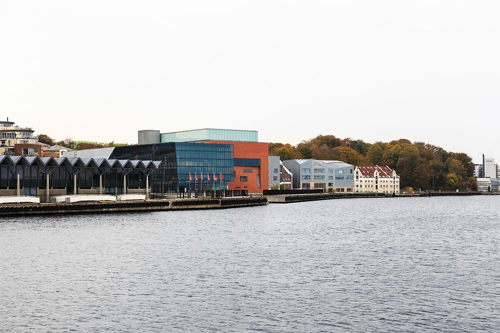 Concert Hall in Stavanger, Norway.