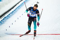 March 9, 2019 - –Stersund, Sweden - 190309 Martin Fourcade of France after the Men's 10 KM sprint during the IBU World Championships Biathlon on March 9, 2019 in Östersund..Photo: Johan Axelsson / BILDBYRÃ…N / Cop 245 (Credit Image: © Johan Axelsson/Bildbyran via ZUMA Press)
