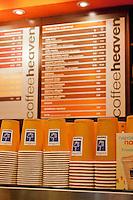 Coffee Heaven a coffee shop in Krakow Poland