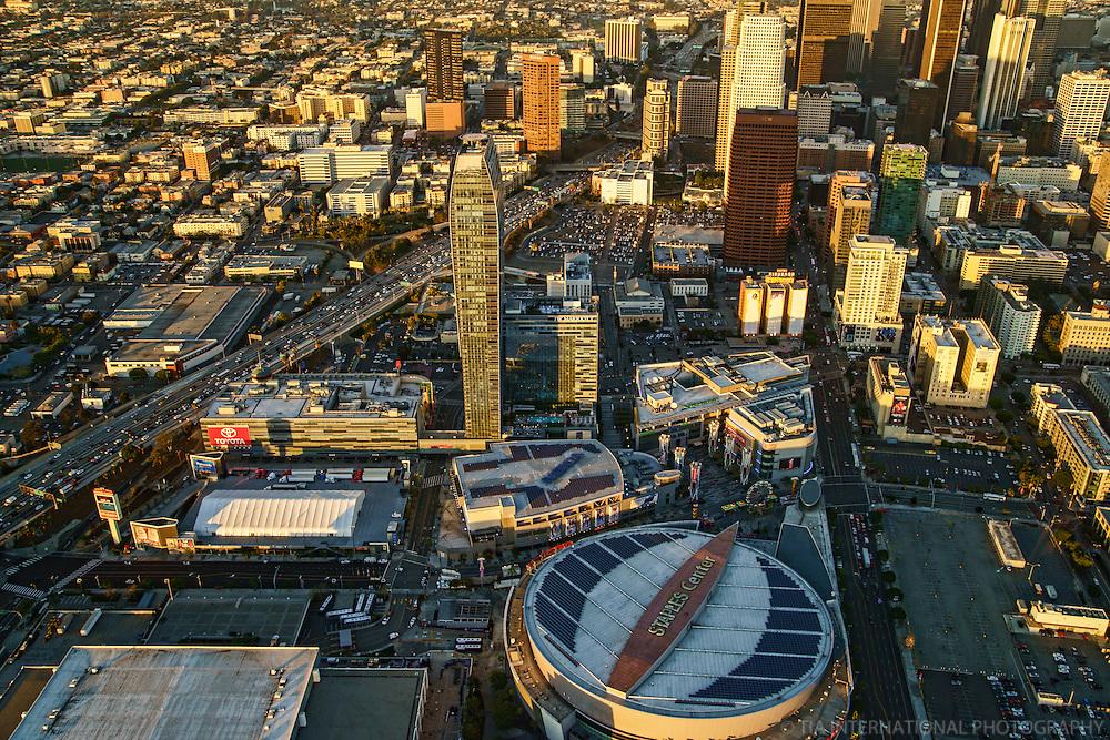 LA Live Entertainment Complex