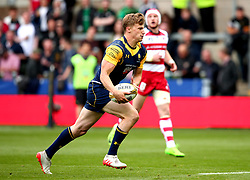 Alex Hearle of Worcester Warriors runs with the ball - Mandatory by-line: Robbie Stephenson/JMP - 29/07/2017 - RUGBY - Franklin's Gardens - Northampton, England - Worcester Warriors v Gloucester Rugby - Singha Premiership Rugby 7s