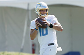 NFL-Los Angeles Chargers Training Camp-Aug 14, 2020