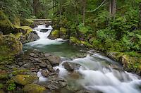 Deception Creek, Alpine Lakes Wilderness Washington