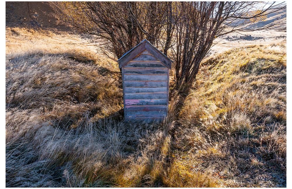 Upper Nevis Cribs, Otago.